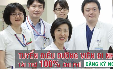 Tuyển Thực tập sinh Nhật Bản | Bảo lãnh 100% chi phí | Thu nhập 500 triệu đồng