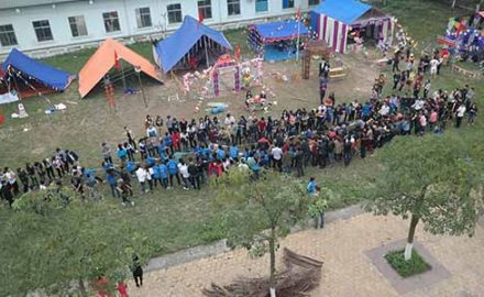 Hội trại mừng kỷ niệm 85 năm ngày thành lập Đoàn TNCS Hồ Chí Minh