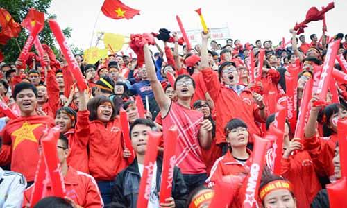 Sinh viên CĐ Công nghệ và Thương mại Hà Nội tham dự giải bóng đá thủ đô 2016