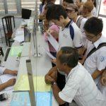 Hướng dẫn hồ sơ đăng ký dự thi THPT Quốc gia và xét tuyển Đại học cho những thí sinh tự do