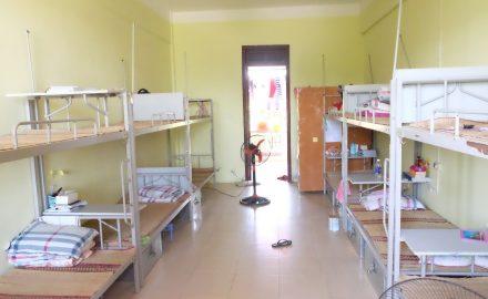 Phòng ký túc xá sinh viên