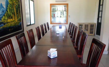 Phòng ăn giáo viên