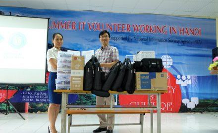 Lễ bế mạc chương trình giao lưu Văn hóa – Công nghệ Việt – Hàn giữa trường Cao đẳng Công nghệ và Thương mại Hà Nội với Đại học Công nghệ – Giáo dục Hàn Quốc KOREATECH