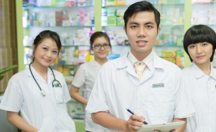 Học ngành dược ở đâu ?