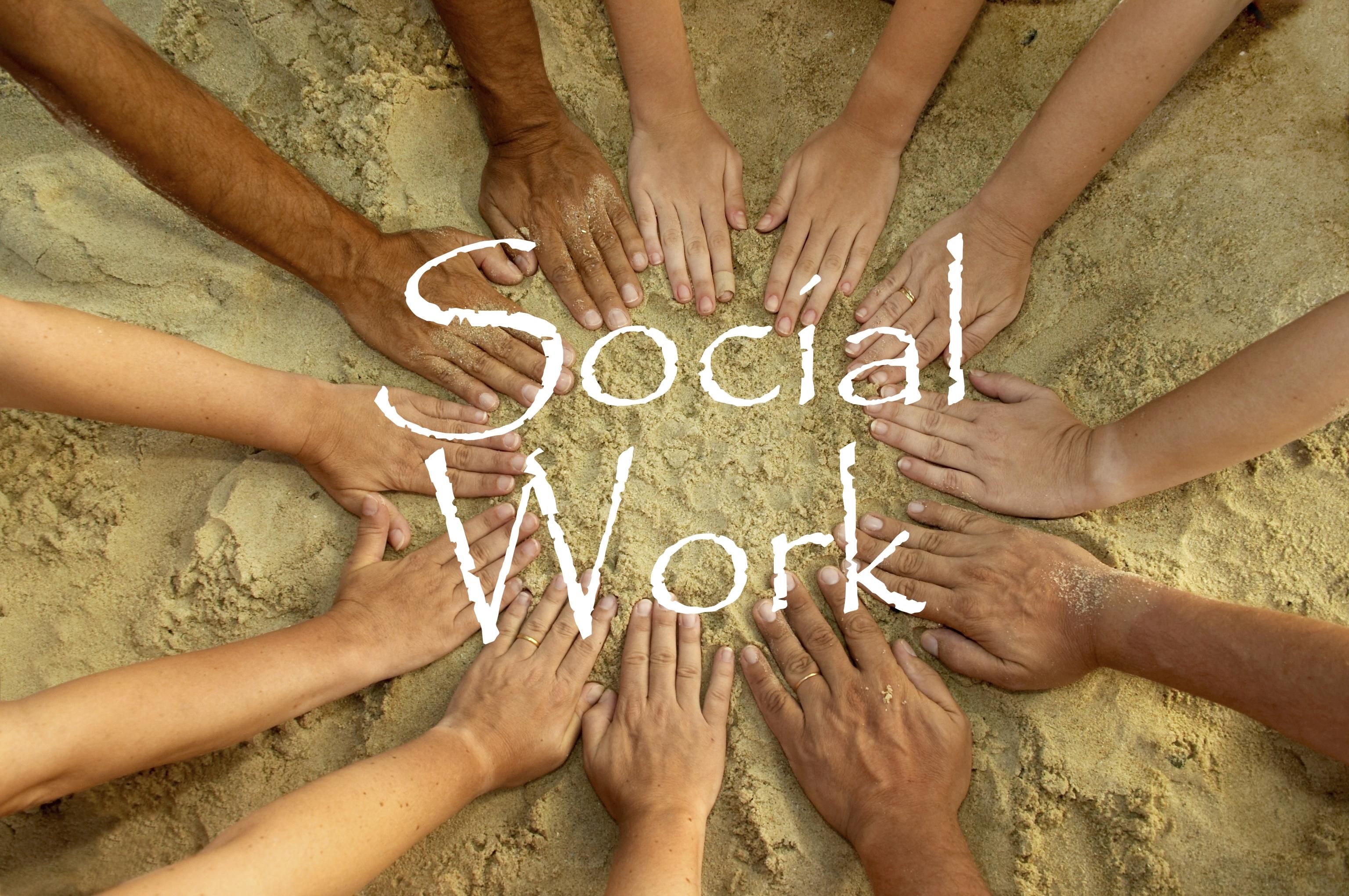 Công tác xã hội - Nghề của lòng nhân ái và sự sẻ chia