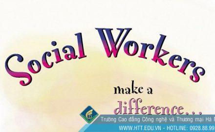 Cơ hội việc làm của sinh viên ngành công tác xã hội ?