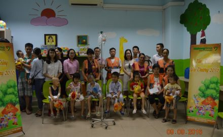 Công tác xã hội trong lĩnh vực gia đình và trẻ em