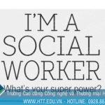 Tốt nghiệp ngành công tác xã hội ra trường làm gì ?