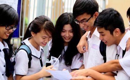 Bộ GDĐT chính thức công bố phương án thi THPT Quốc gia 2019