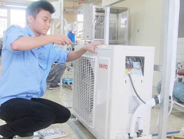 ngành điện lạnh