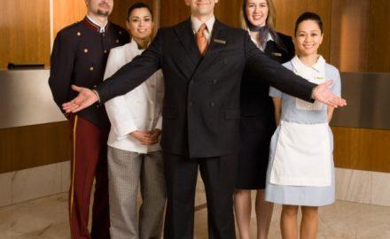 Ngành du lịch khách sạn có nhiều quy tắc nghiêm ngặt