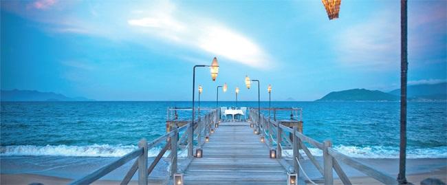 Việt Nam nổi tiếng với nhiều bãi biển đẹp và thơ mộng