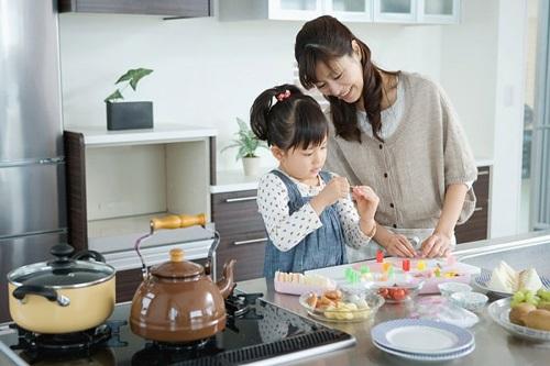 Đam mê nghệ thuật nấu ăn từ nhỏ sẽ giúp ích rất nhiều cho các bạn theo học quản trị chế biến món ăn