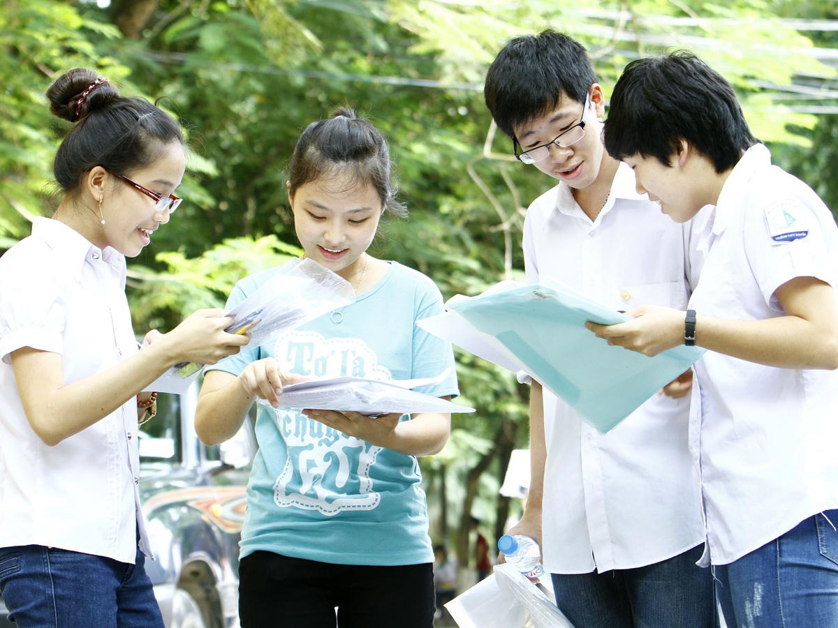 Xét học bạ THPT hiện đang là phương thức xét tuyển được nhiều thí sinh ưa chuộng