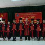 Lễ bế giảng năm học 2016 – 2017 và trao bằng tốt nghiệp cho sinh viên Khóa 7