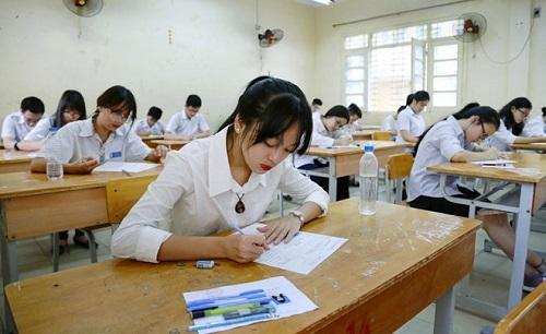 Thí sinh cần tuân thủ theo đúng quy định tại phòng thi để tránh gặp phải những sai lầm không đáng có