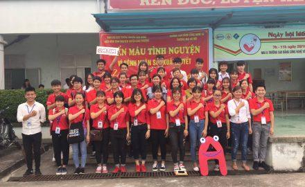 Hoạt động hiến máu tình nguyện lần thứ 2 năm 2017