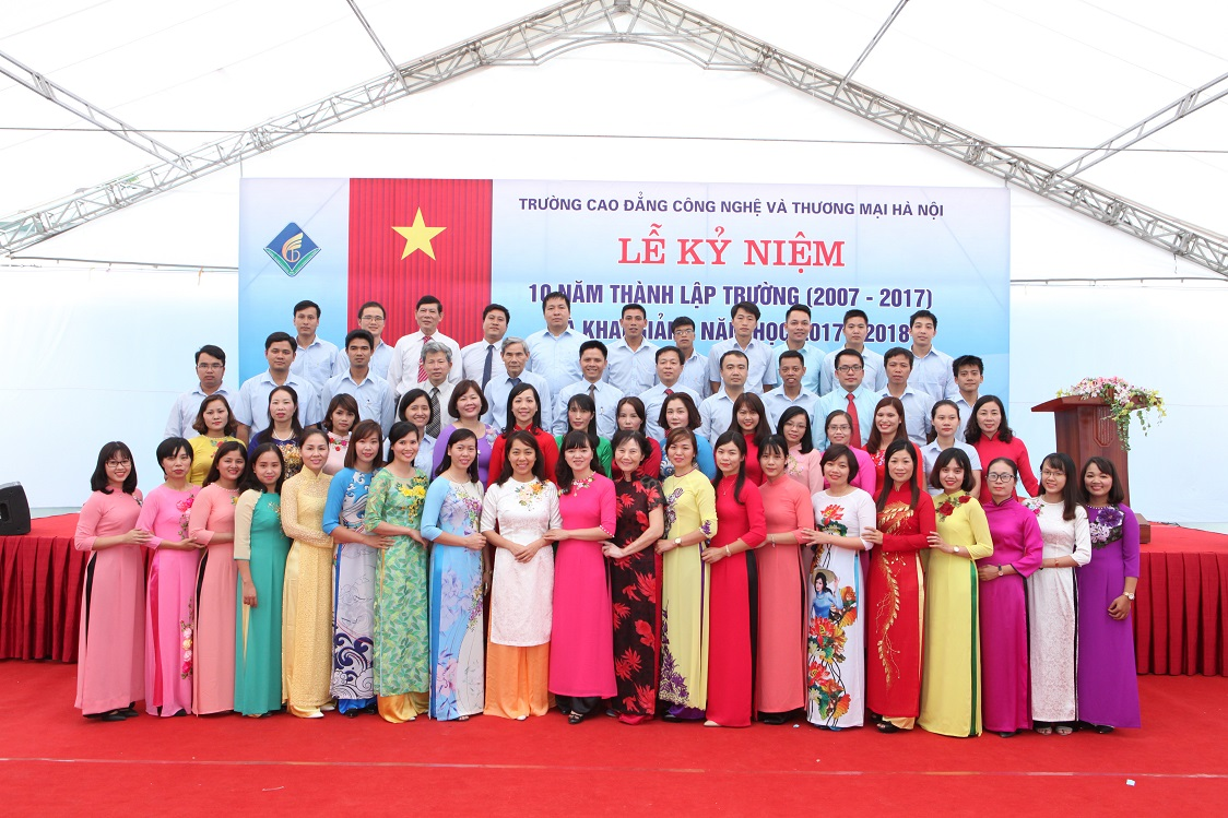 Khai giang 2017 - 2018