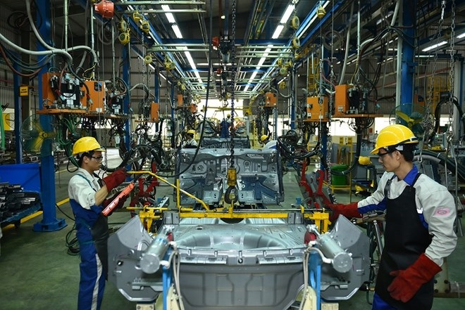 Sinh viên ngành công nghệ ô tô có thể đảm nhiệm nhiều vị trí làm việc
