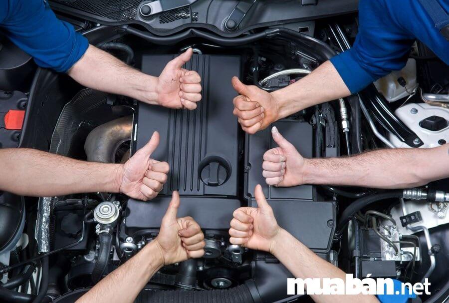 Đam mê là một trong những tố chất tạo nên thành công của người kỹ sư ngành công nghệ kỹ thuật ô tô