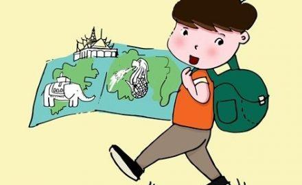 Tốt nghiệp Cao đẳng Du lịch lữ hành tại cao đẳng Công nghệ và thương mại Hà Nội sau 2,5 năm