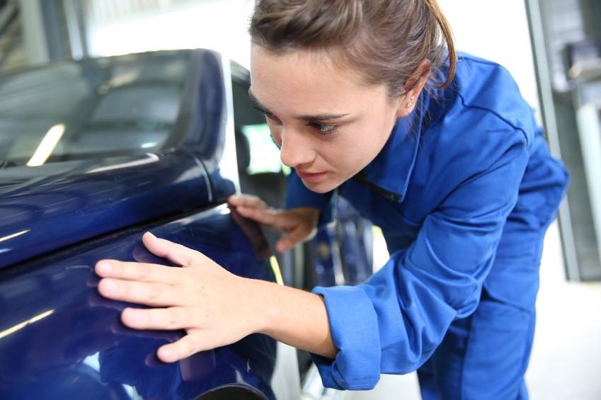 Thời gian gần đây số lượng sinh viên nữ xét tuyển ngành công nghệ ô tô tăng
