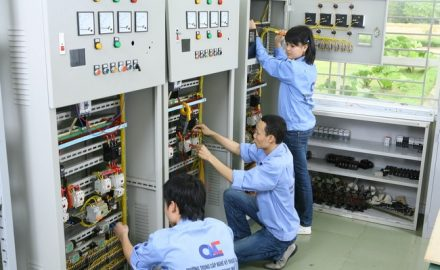 Tư vấn xét tuyển ngành Điện công nghiệp