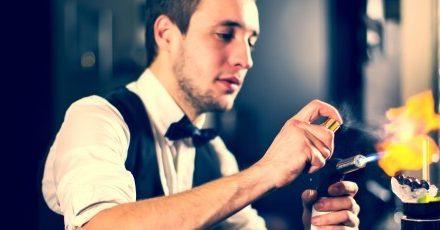 Bartender-một nghề thời thượng, đang được rất nhiều bạn trẻ theo đuổi