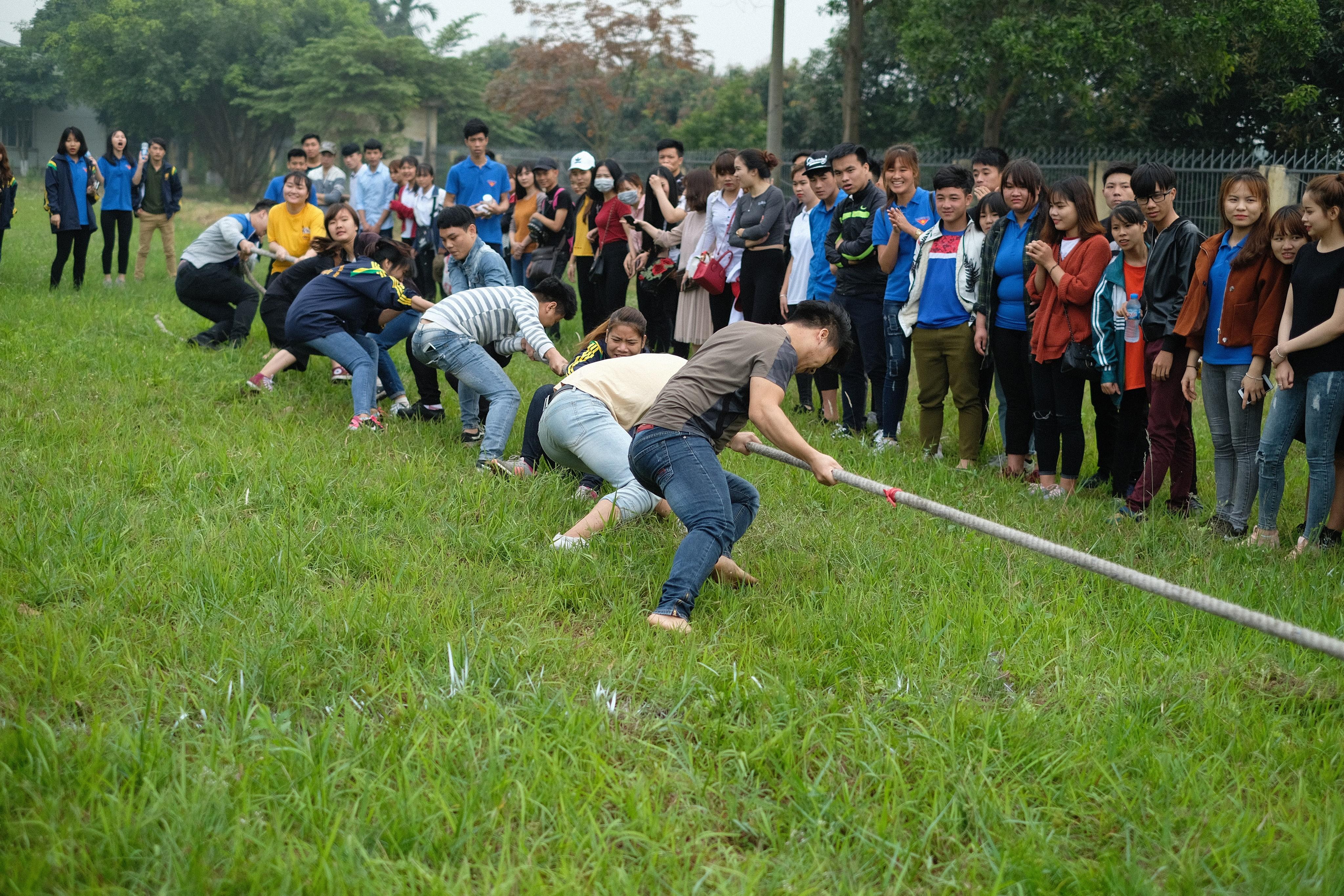 Cuộc thi kéo co