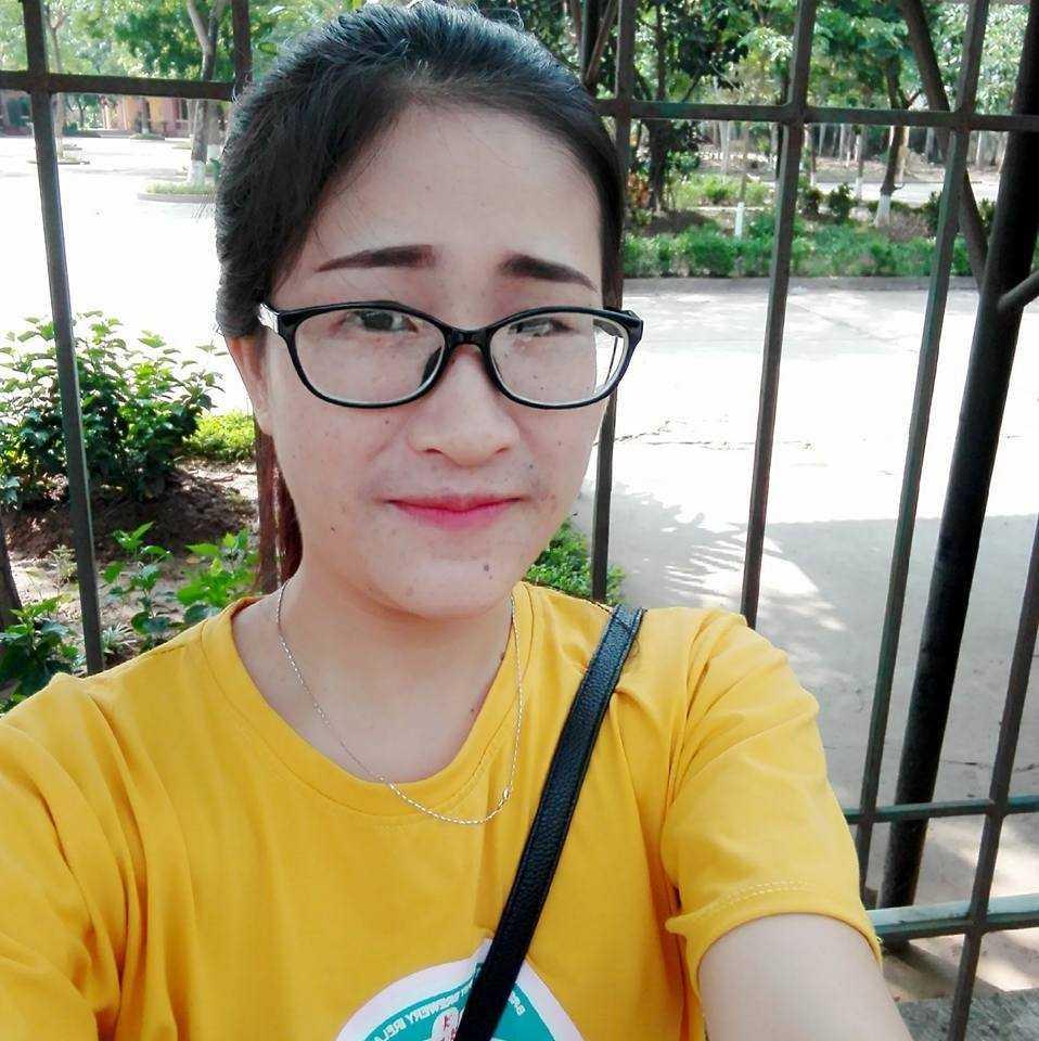 Sinh viên Đinh Thị MInh PHương - K7 ĐD
