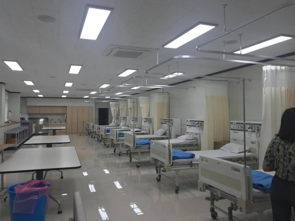 Phòng Thực hành ngành Điều dưỡng
