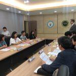 Đoàn công tác Nhà trường thăm và làm việc tại các trường Đại học Hàn Quốc