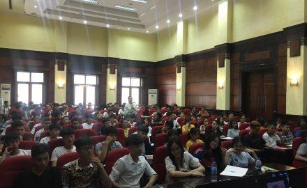 Chương trình sinh hoạt chính trị đầu khóa đối với HSSV khóa 11 (niên khóa 2018 – 2021)