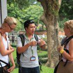 Hướng dẫn viên du lịch lương có cao không?