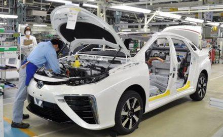 Học công nghệ ô tô đón đầu xu thế 4.0
