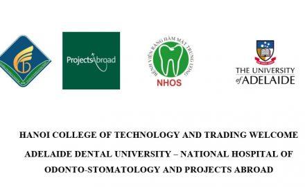 Chương trình Khám và điều trị răng miễn phí dành cho sinh viên HTT