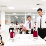 Khối thi của ngành quản trị kinh doanh khách sạn