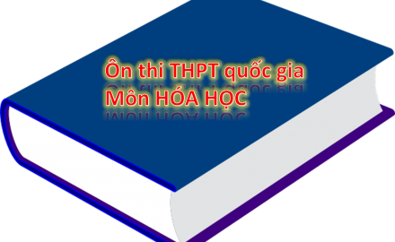 Bộ đề ôn thi THPT Quốc gia môn Hóa học năm 2020