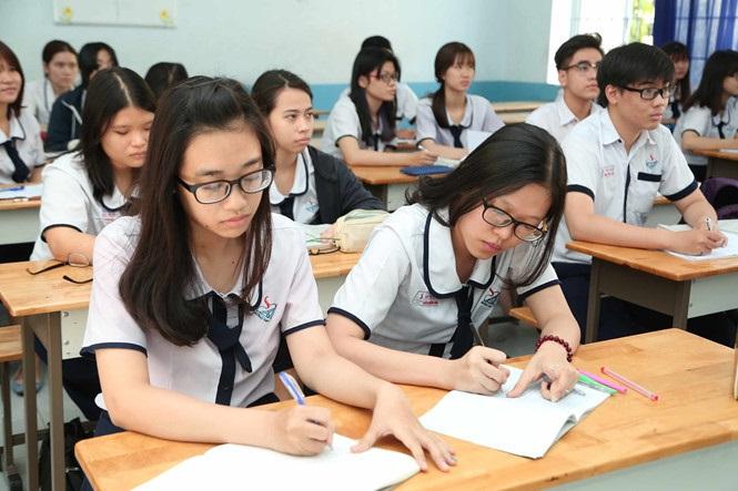 Đọc kỹ đề thi trước khi làm bài sẽ giúp các thí sinh không bị mất điểm ở những câu cơ bản