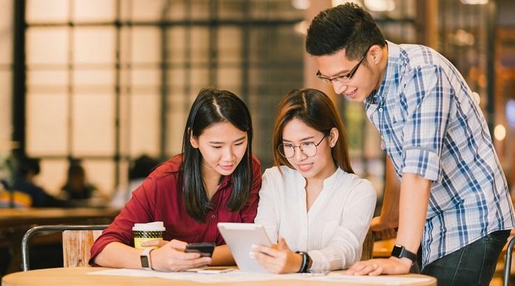 Cử nhân cao đẳng Tiếng Hàn có thể đảm nhận tại nhiều vị trí công việc khác nhau