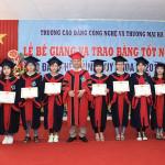 Lễ bế giảng và trao bằng tốt nghiệp đợt 2 cho sinh viên khóa 9 (2016 – 2019)