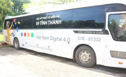 Chương trình Việt Nam Digital 4.0 – lớp học miễn phí tại HTT