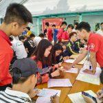Sinh viên HTT với hoạt động hiến máu tình nguyện đợt 2 năm 2019