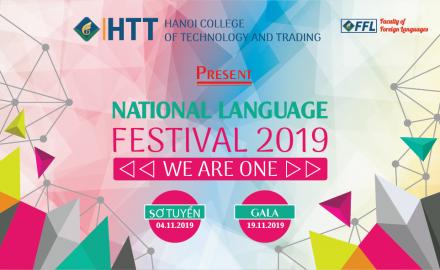 Khởi động Chương trình Festival Ngoại ngữ 2019