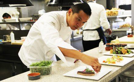 Học nghề đầu bếp không bao giờ lo thất nghiệp