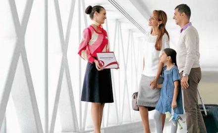 Công việc AIRPORT REPRESENTATIVE trong khách sạn