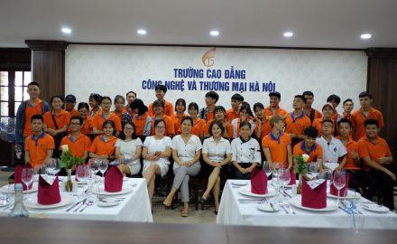 Chương trình trải nghiệm môi trường học tập CĐ-ĐH dành cho học sinh truờng TH-THCS-THPT Chu Văn An