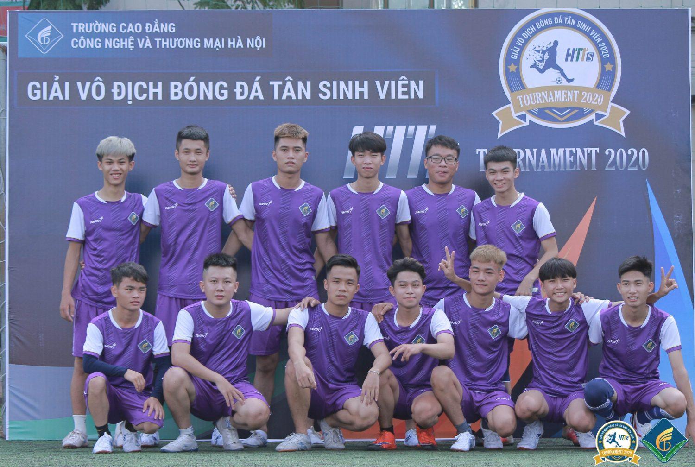 Giải vô địch bóng đá Tân sinh viên 2020 Trường Cao đẳng Công nghệ và Thương mại Hà Nội