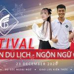 FESTIVAL SINH VIÊN DU LỊCH – NGÔN NGỮ QUỐC TẾ 2020