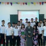 Ngày đầu tiên của Khóa học kỹ năng và định hướng mục tiêu học tập theo mô hình Nhật Bản